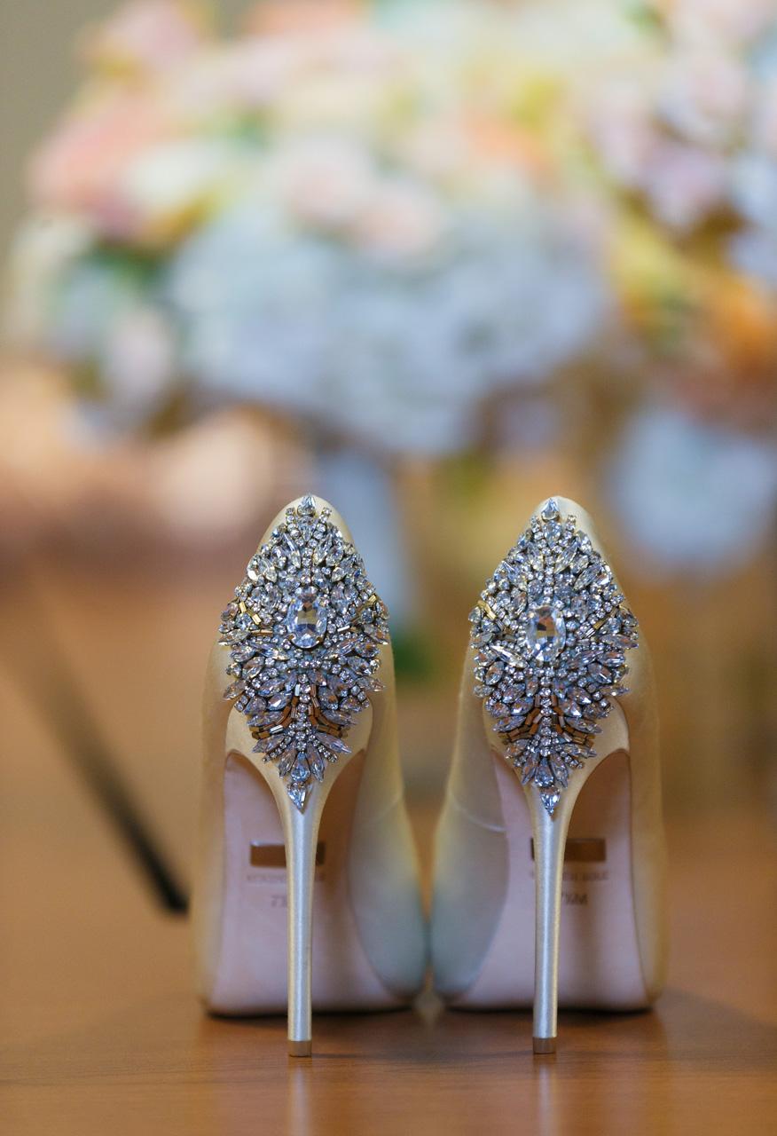 johnson wedding shoes